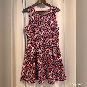 NWOT Forever 21 Contemporary Dress Sz L (#E16)